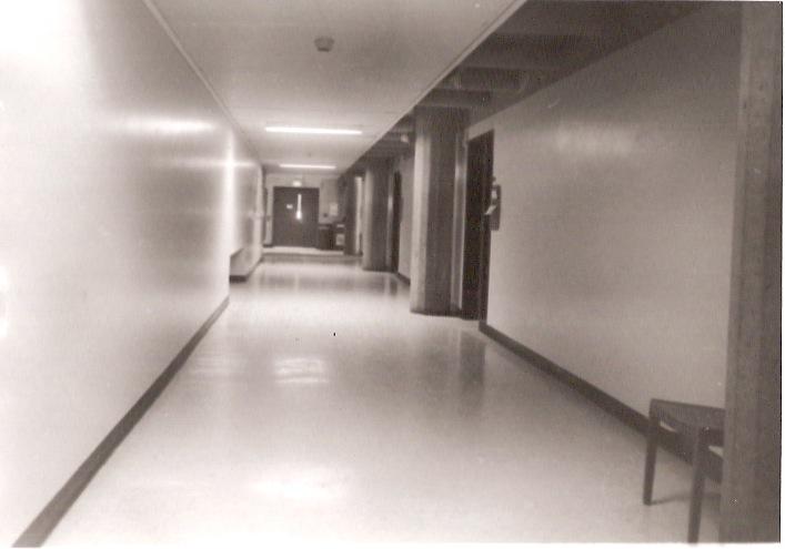 Humanities Hallway
